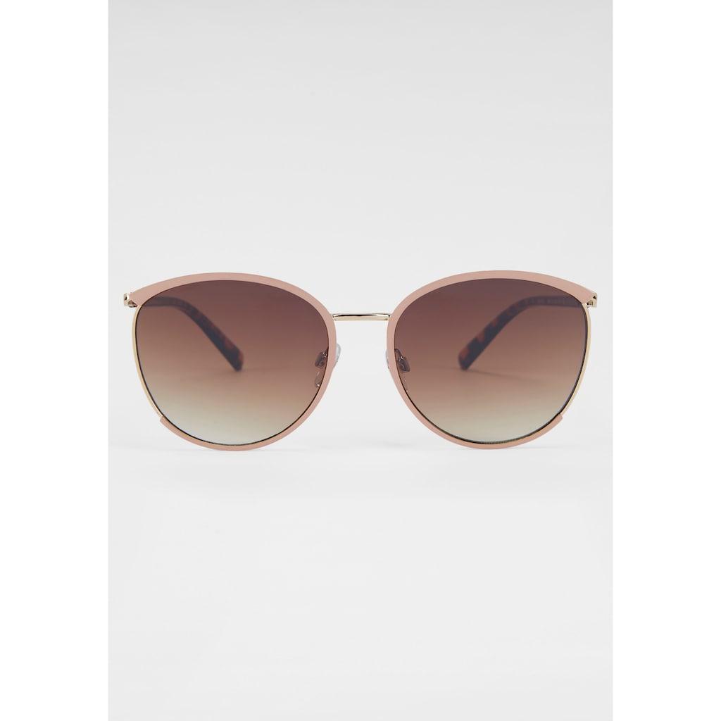 J.Jayz Sonnenbrille, mit unterbrochenem Rand