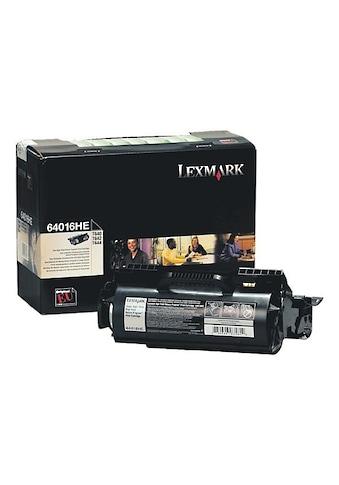 Lexmark Druckkassette »0064016HE« kaufen