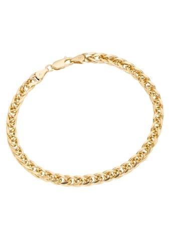Firetti Goldarmband »in Zopfkettengliederung« kaufen