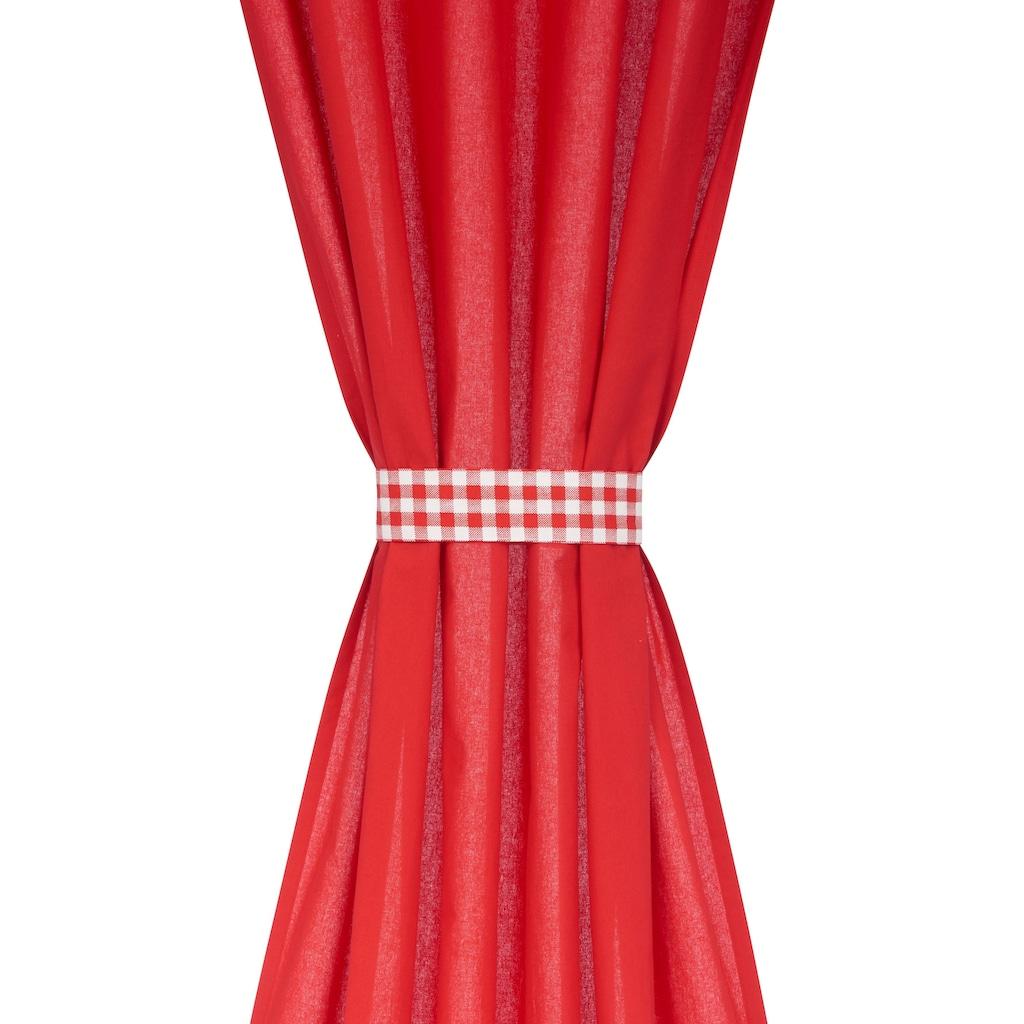 my home Vorhang »Xaver«, inkl. Raffhalter