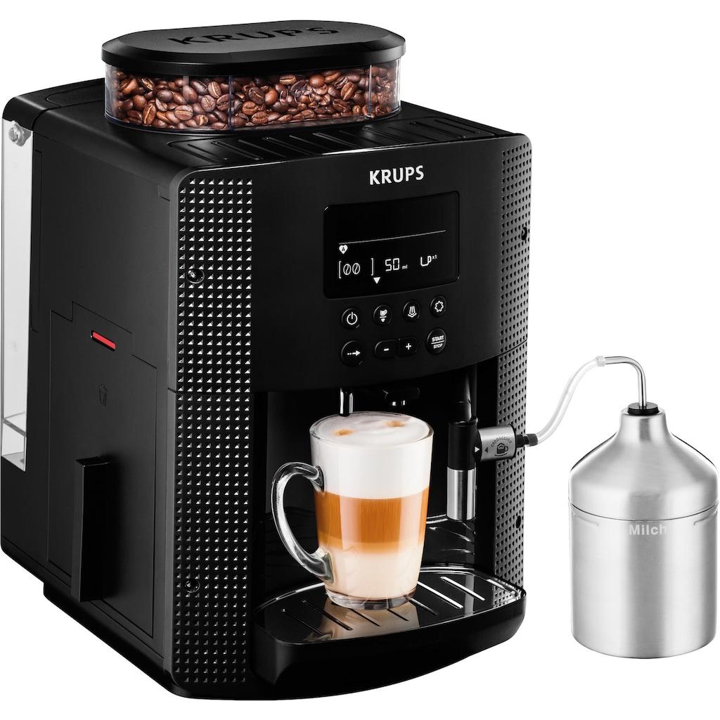 Krups Kaffeevollautomat »EA8160«, mit Favoriten-Menü