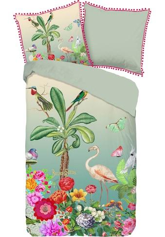 Wendebettwäsche »Botanica«, Happiness kaufen