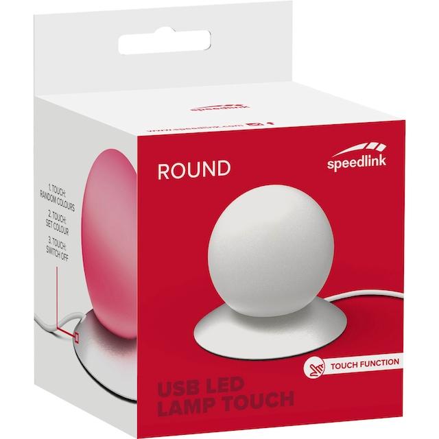 Speedlink,LED Kugelleuchte»ROUND USB Touch«,