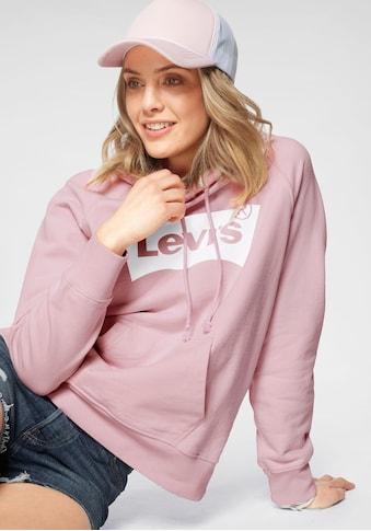 Levi's® Kapuzensweatshirt »Graphic Hoodie Batwing« kaufen