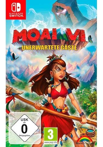 MOAI 6 UNERWARTETE GÄSTE Nintendo Switch kaufen
