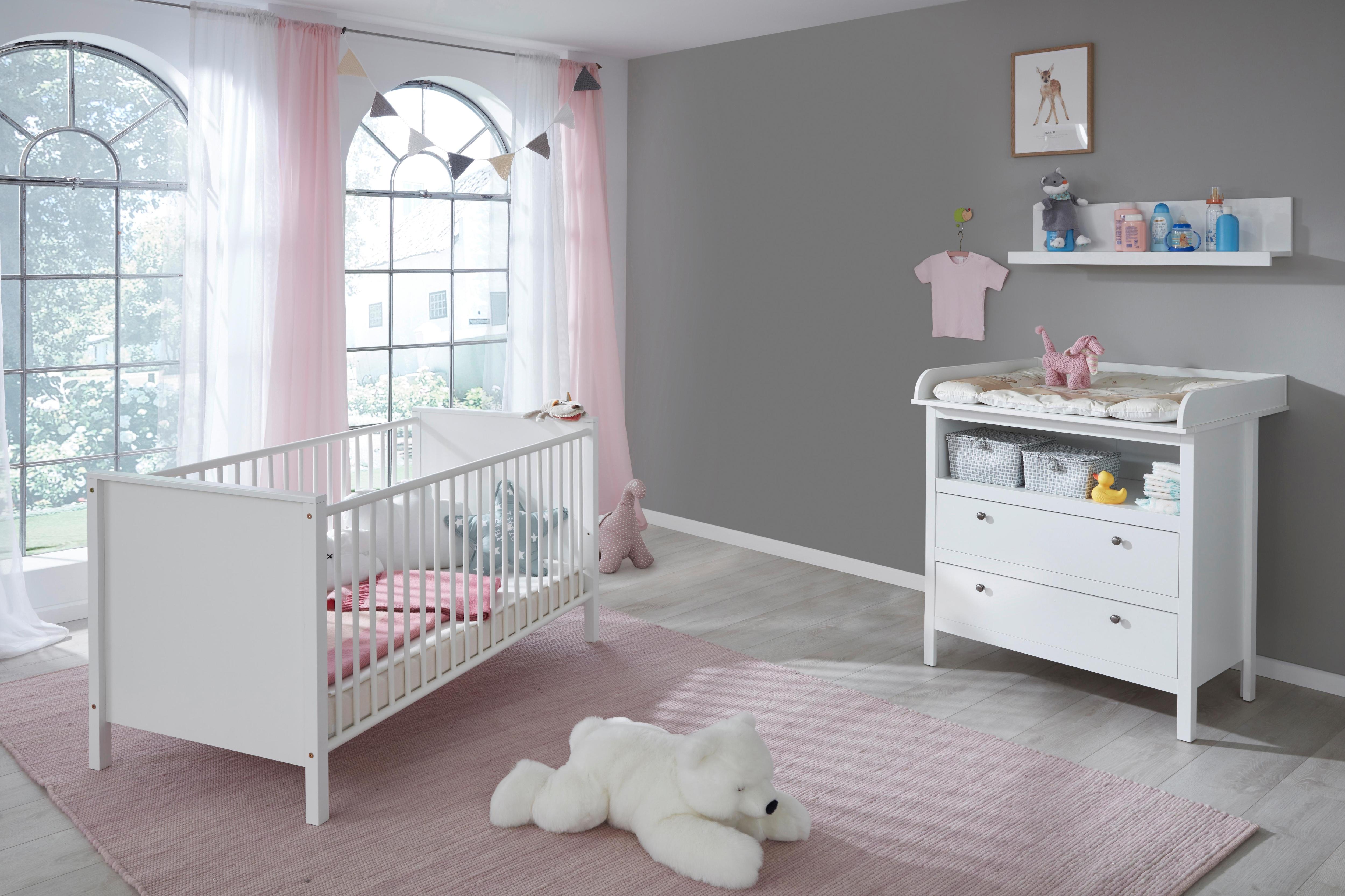 Weiss Babybetten Babywiegen Online Kaufen Mobel Suchmaschine