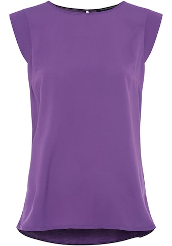 French Connection Blusentop »CREPE LIGHT CAP SLEEVE TOP« kaufen