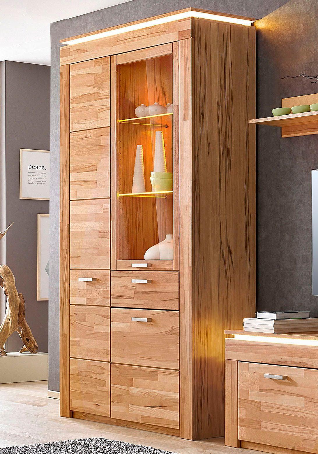 holznachbildung standvitrinen online kaufen m bel suchmaschine. Black Bedroom Furniture Sets. Home Design Ideas