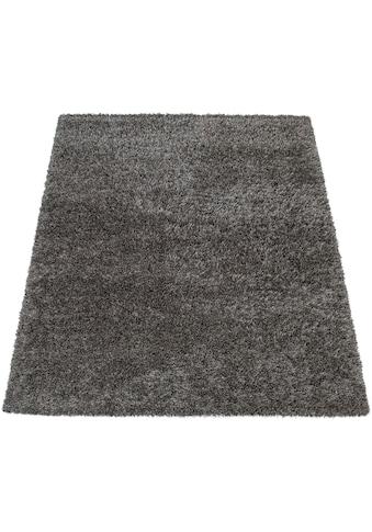Hochflor - Teppich, »Maya 400«, Paco Home, rechteckig, Höhe 45 mm, maschinell gewebt kaufen