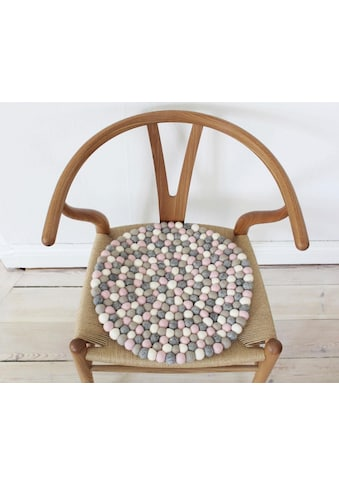 Sitzkissen, »Mixed Color«, Wooldot kaufen