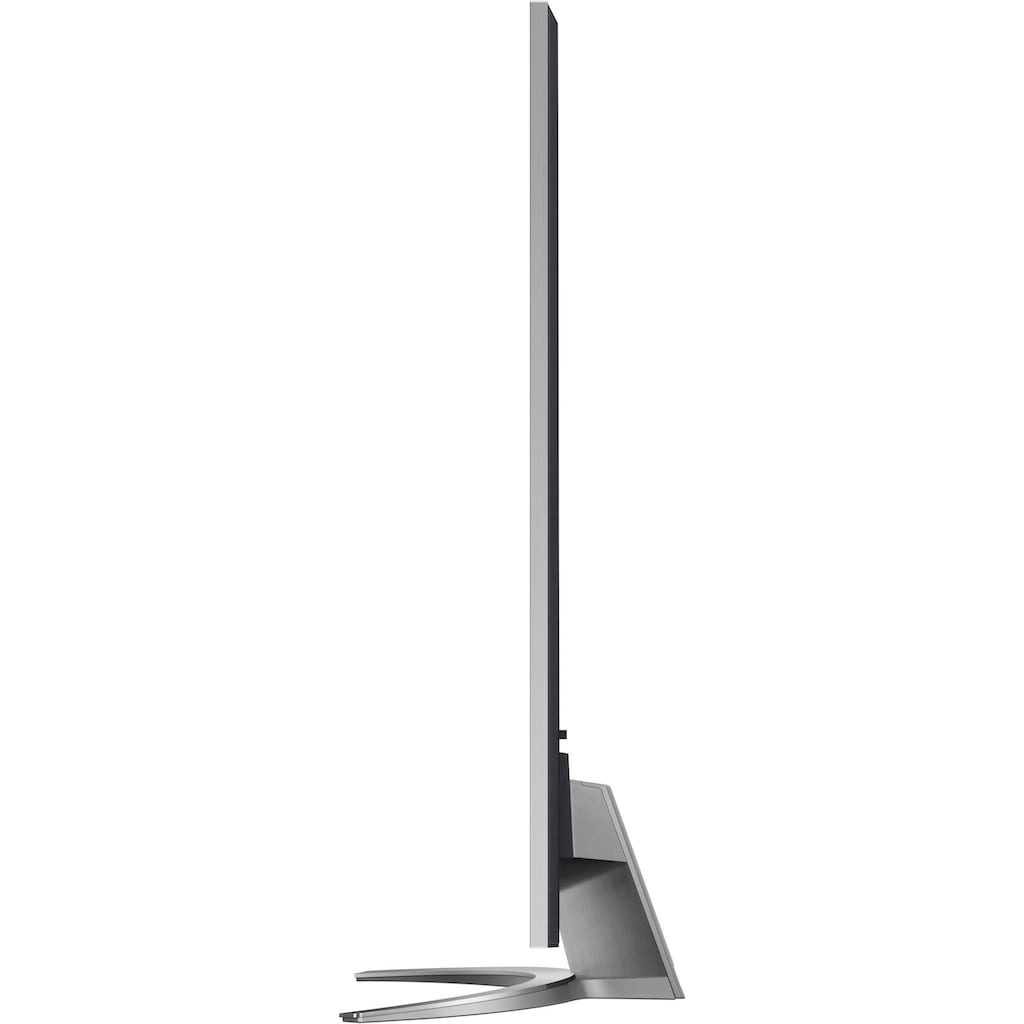 "LG QLED Mini LED-Fernseher »75QNED999PB«, 189 cm/75 "", 8K, Smart-TV, (bis zu 120Hz)-Full Array Dimming Pro-α9 Gen4 8K AI-Prozessor-Twin Triple Tuner-Hands-free Voice Control"