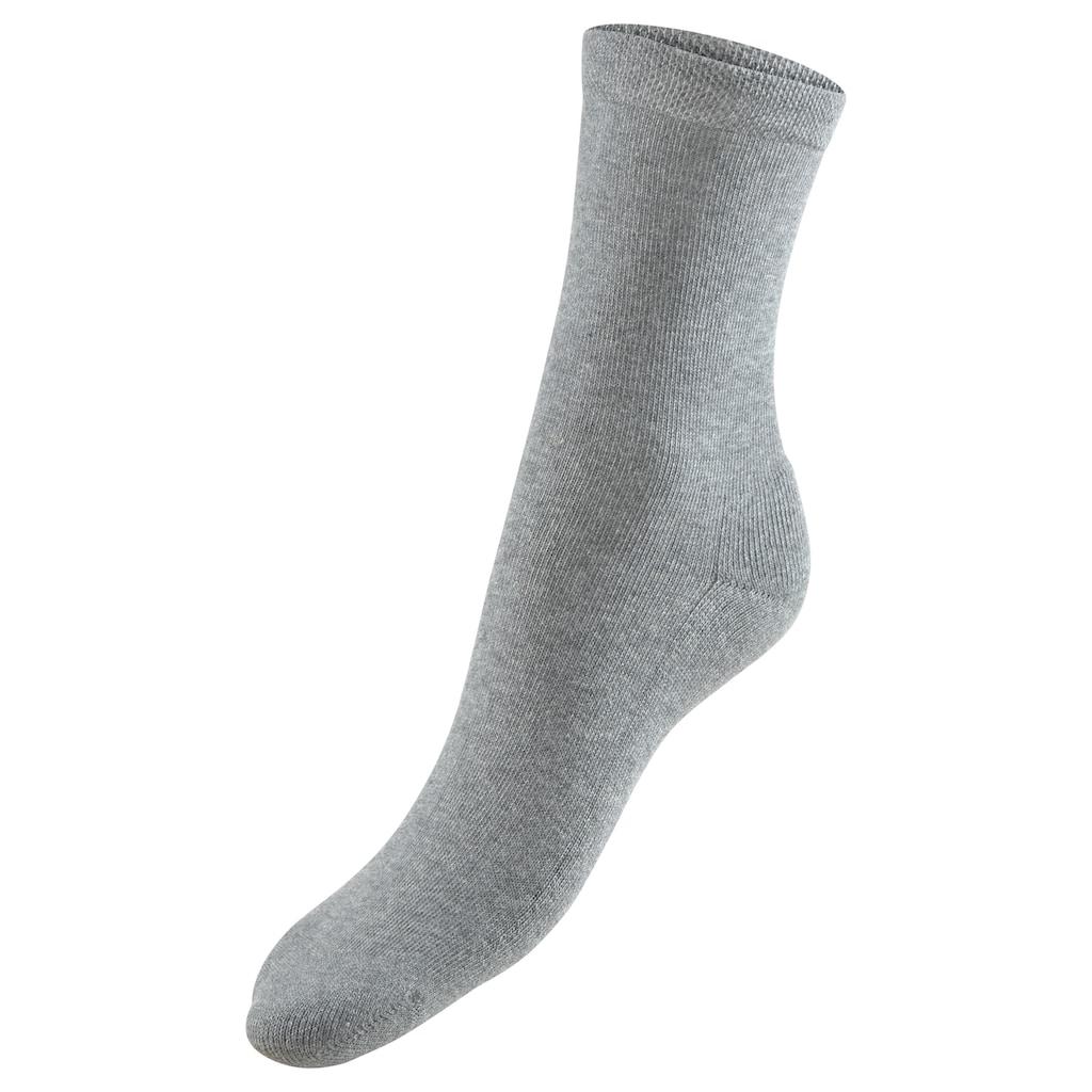 H.I.S Socken, (6 Paar), mit bequemem Frottee