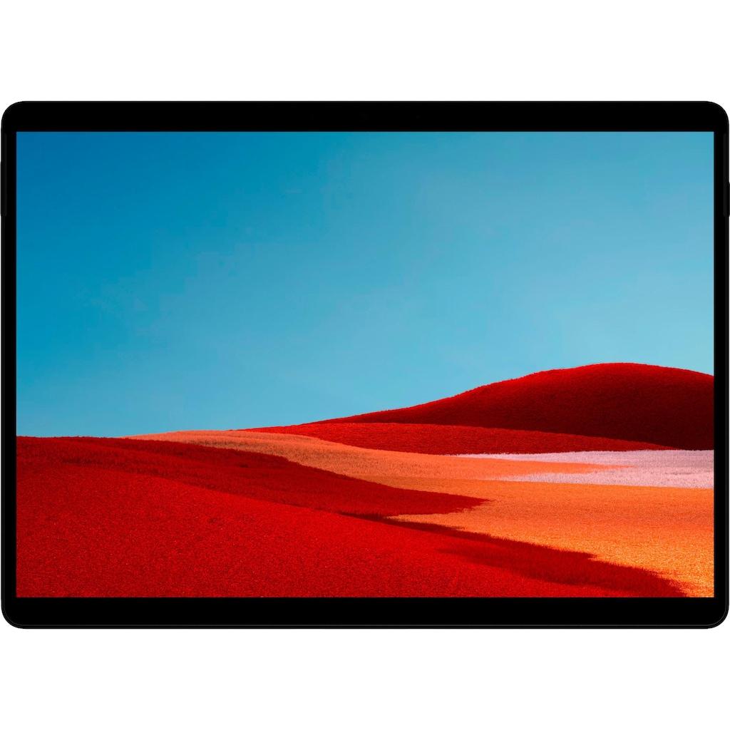 Microsoft Convertible Notebook »Surface Pro X 8GB/128 GB«, ( 128 GB SSD)