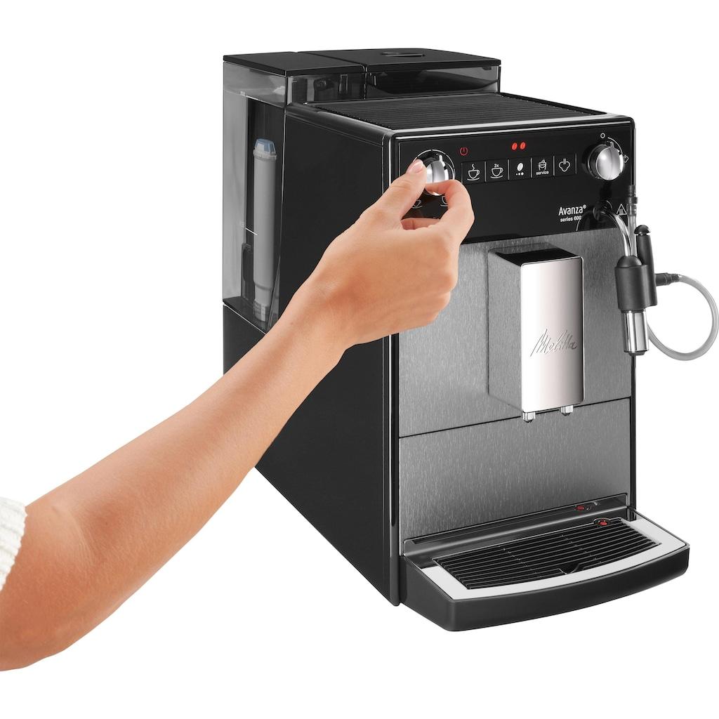 Melitta Kaffeevollautomat »Avanza F270-100 Mystic Titan«
