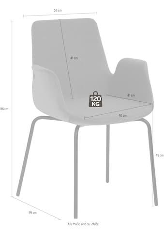 Mayer Sitzmöbel Drehstuhl »Sessel myHELIOS«, drehbar kaufen