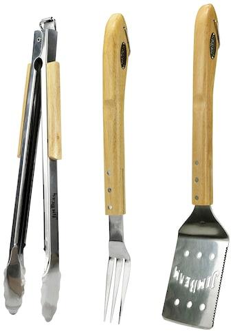 Jim Beam BBQ Grillbesteck - Set, (Set, 3 - tlg.) kaufen