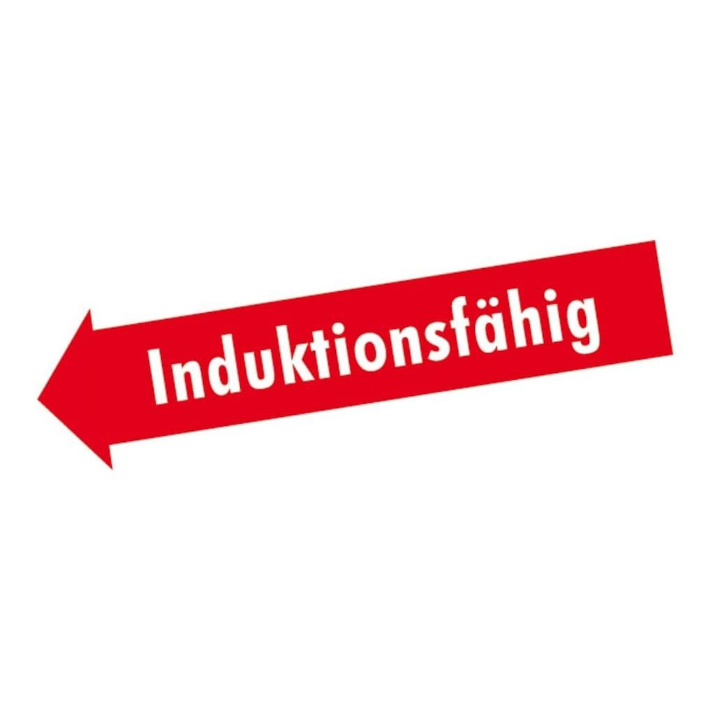 Elo - Meine Küche Topf-Set »Kallisto«, Edelstahl, (Set, 9 tlg.)