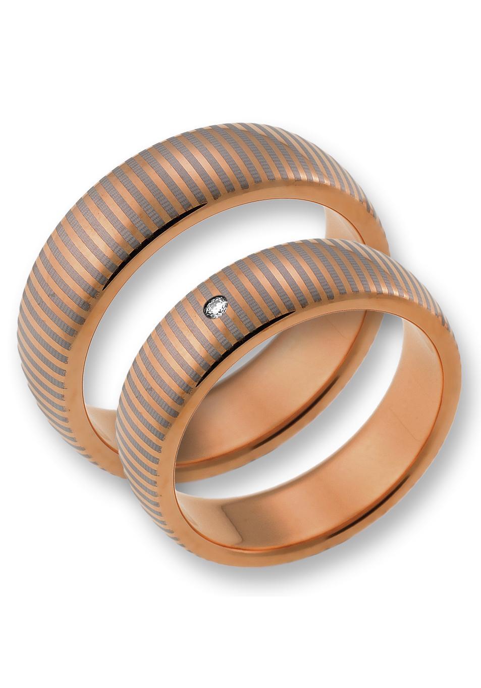 CORE by Schumann Design Trauring »TW003.22/19107128, 19107129« | Schmuck > Ringe > Trauringe | CORE by Schumann Design