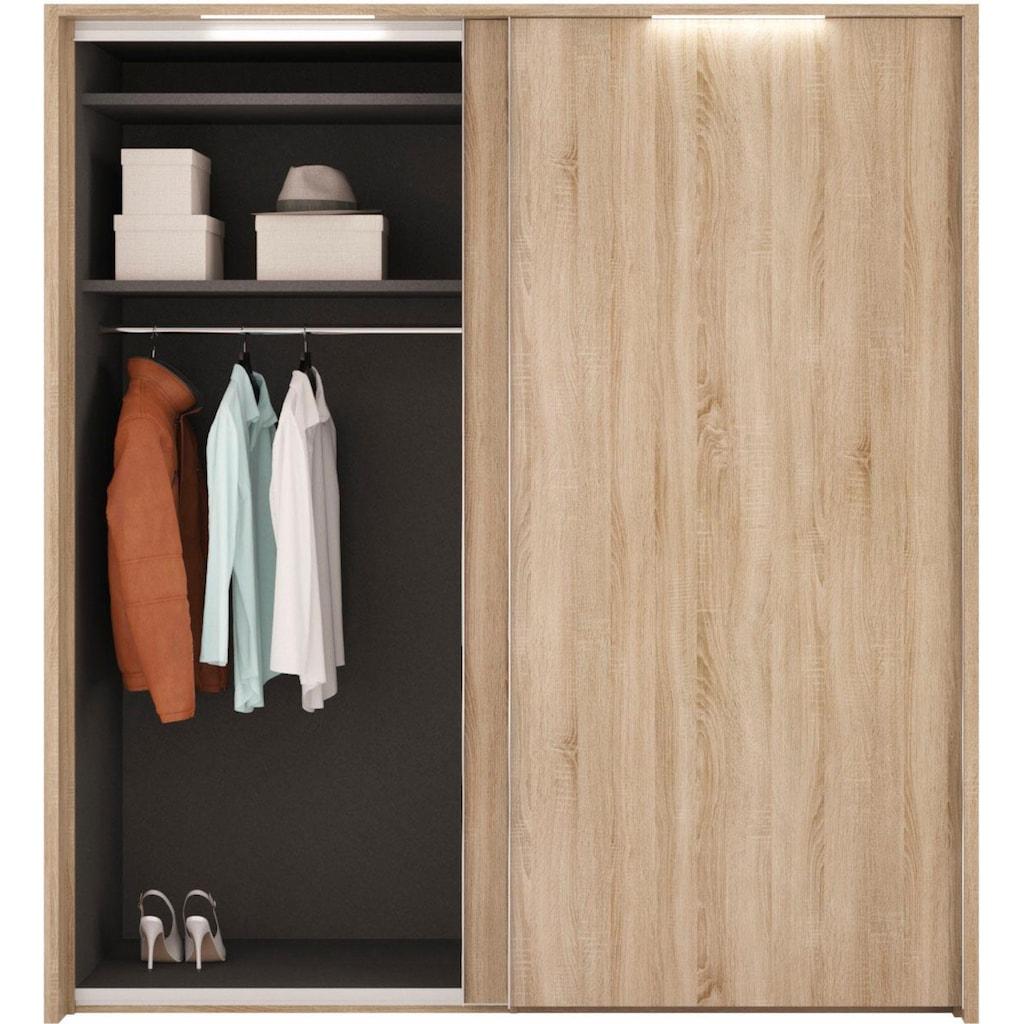 nolte® Möbel Schwebetürenschrank »Marcato 2.1«, in zwei Breiten
