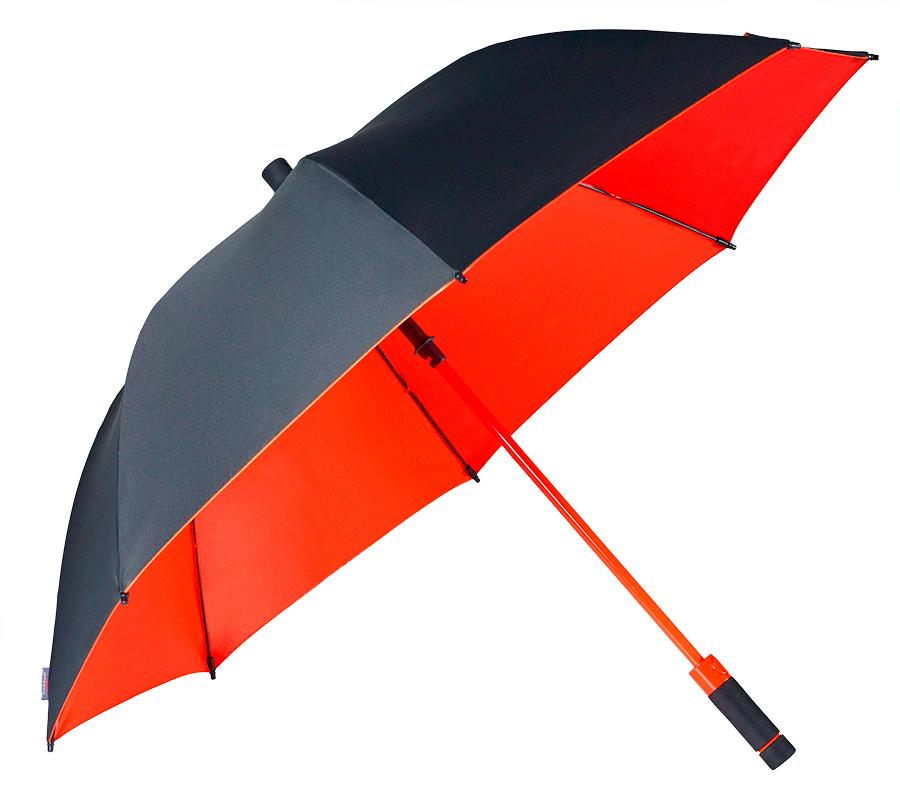 Euroschirm, Stockregenschirm ´´Stockschirm birdiepal® seasons´´ | Accessoires > Regenschirme > Stockschirme | Schwarz | Pu - Nylon - Polyester | EUROSCHIRM®