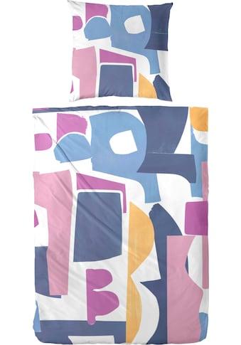 Bettwäsche »puzzle«, Primera kaufen