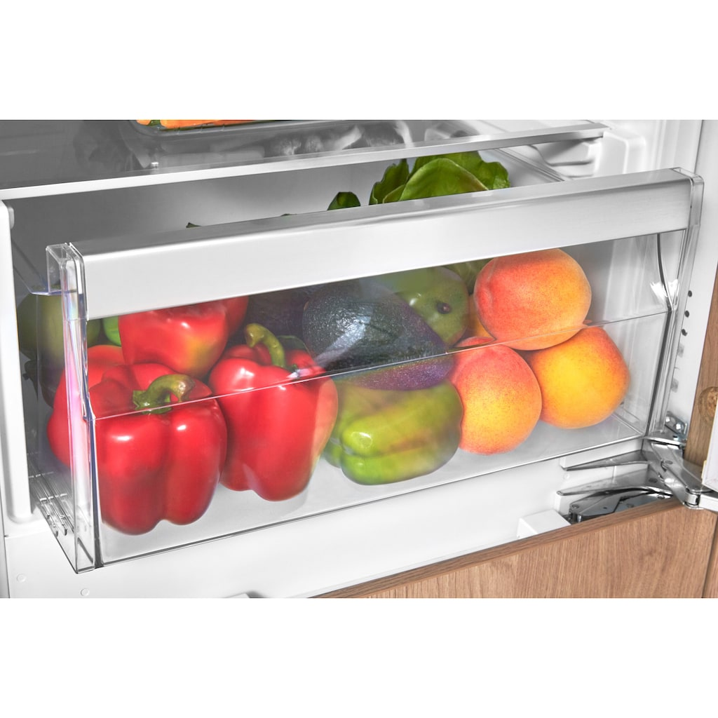 BAUKNECHT Einbaukühlgefrierkombination »KGIL 180F2 P«, Hygiene Plus