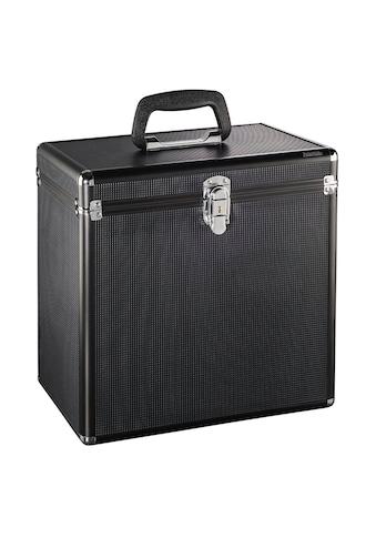Hama LP Koffer 50, Koffer für bis zu 50 Schallplatten, schwarz kaufen
