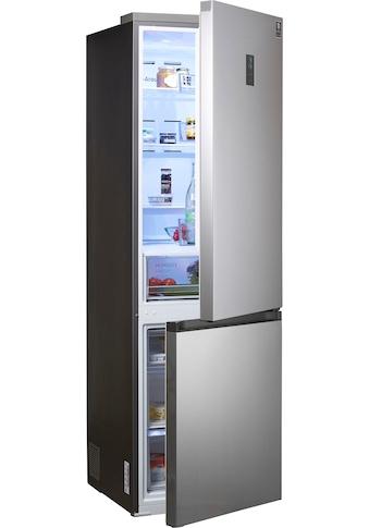 Samsung Kühl-/Gefrierkombination »RL36T670CSA/EG«, RL36T670CSA, 193,5 cm hoch, 59,5 cm breit kaufen