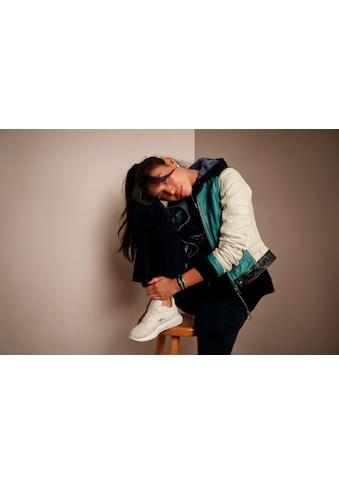KangaROOS Jazzpants, aus weichem Nicky-Samt mit collem Nieten-Logo - NEUE KOLLEKTION kaufen
