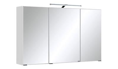 HELD MÖBEL Spiegelschrank »Cardiff«, Breite 100 cm, mit Schalter und Steckdose kaufen