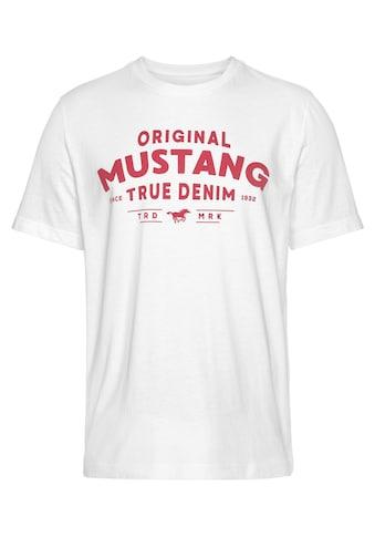 MUSTANG T - Shirt kaufen