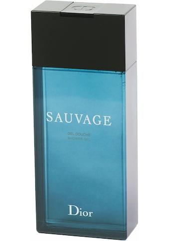 Dior Duschgel »Sauvage« kaufen