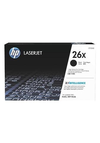 HP Druckkassette 26X kaufen