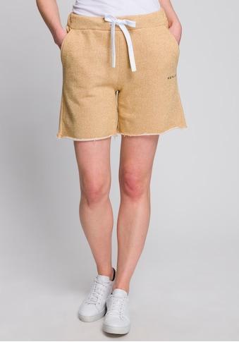 Replay Shorts, mit Lurex-Glitzer kaufen