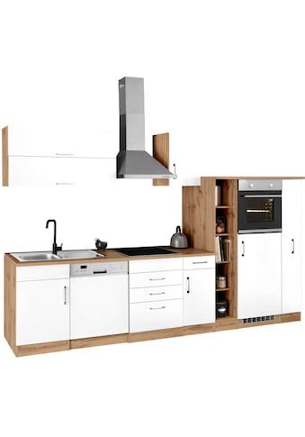 HELD MÖBEL Küchenzeile »Colmar«, mit E-Geräten, Breite 330 cm kaufen