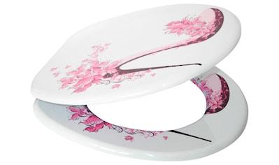 SANILO WC - Sitz »Schuh«, mit Absenkautomatik kaufen
