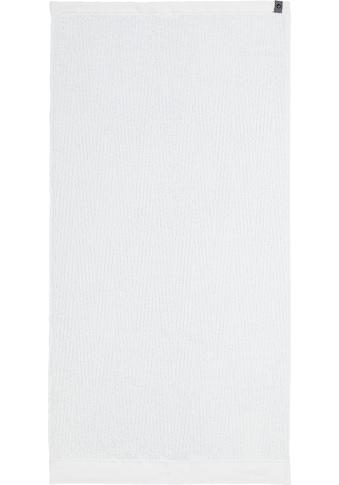 Essenza Handtücher »Connect Organic Lines«, (2 St.), Ton-in-Ton Bordüre mit gesticktem... kaufen