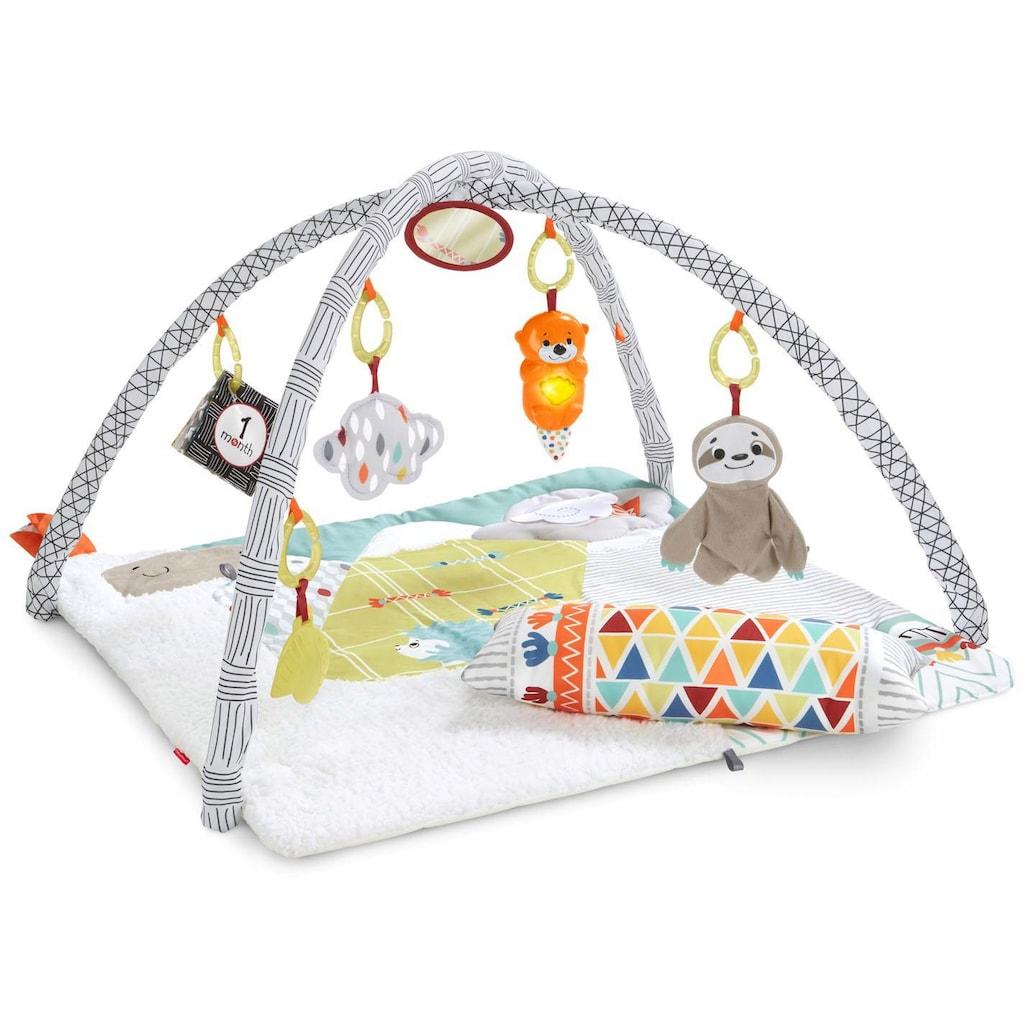 Fisher-Price® Baby Gym »5 Sinnes Spieldecke«