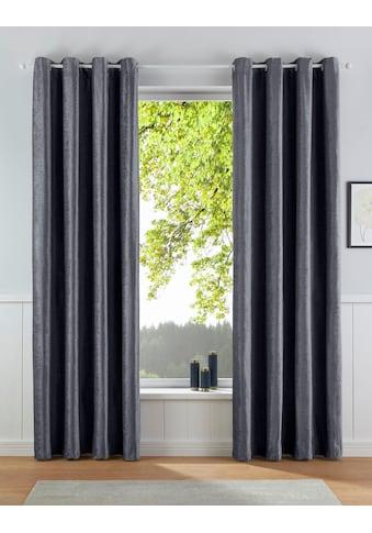 Vorhang, »Satin«, my home, Ösen 1 Stück kaufen