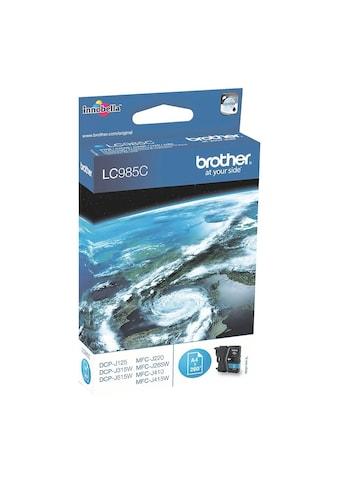 Brother Tintenpatrone »LC - 985C« kaufen