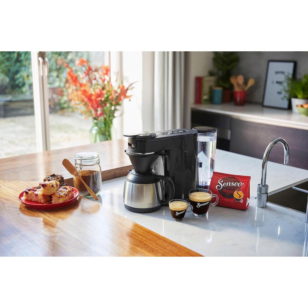 Senseo Kaffeepadmaschine »SENSEO® Switch HD6592/60«, Papierfilter