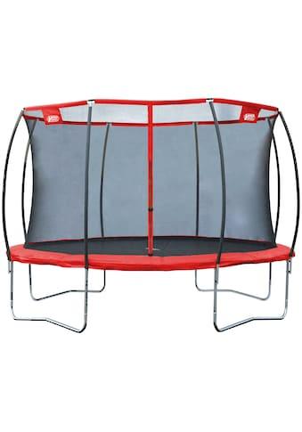 Gartentrampolin »57142 Superstar Red«, Ø 426 cm, mit Netz kaufen