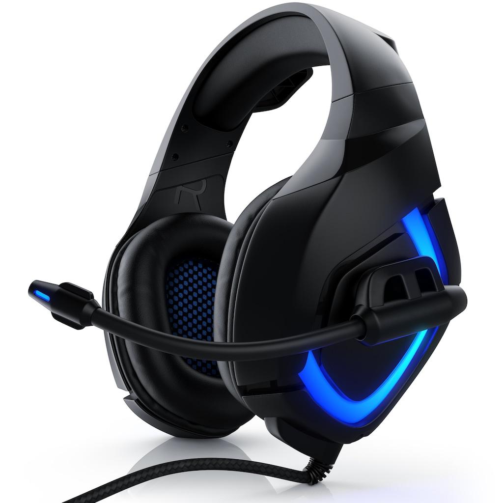"CSL USB Gaming Headset ""GHS-103"" mit Mikrofon"
