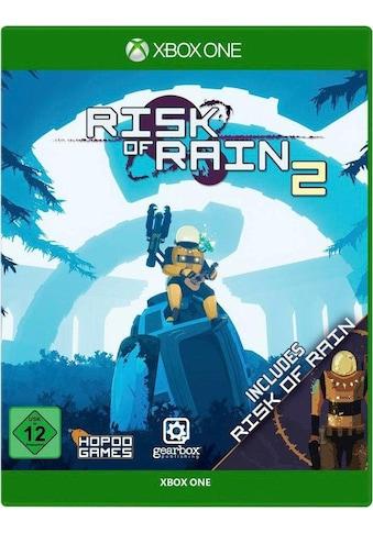 Gearbox Publishing Spiel »Risk of Rain 2«, Xbox One kaufen