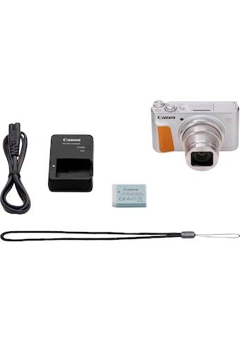 Canon Kompaktkamera »PowerShot SX740 HS«, 20,3 MP, 40x opt. Zoom, Bluetooth-WLAN (Wi-Fi) kaufen