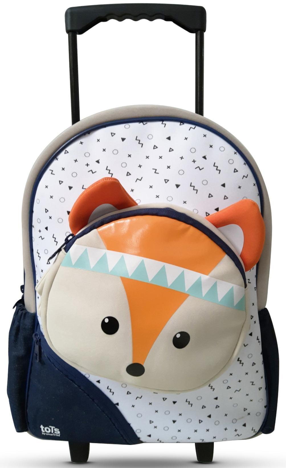 smarTrike® Kinderkoffer ´´Trolley Fuchs´´, 2 Rollen | Taschen > Koffer & Trolleys > Trolleys | Bunt | smarTrike®