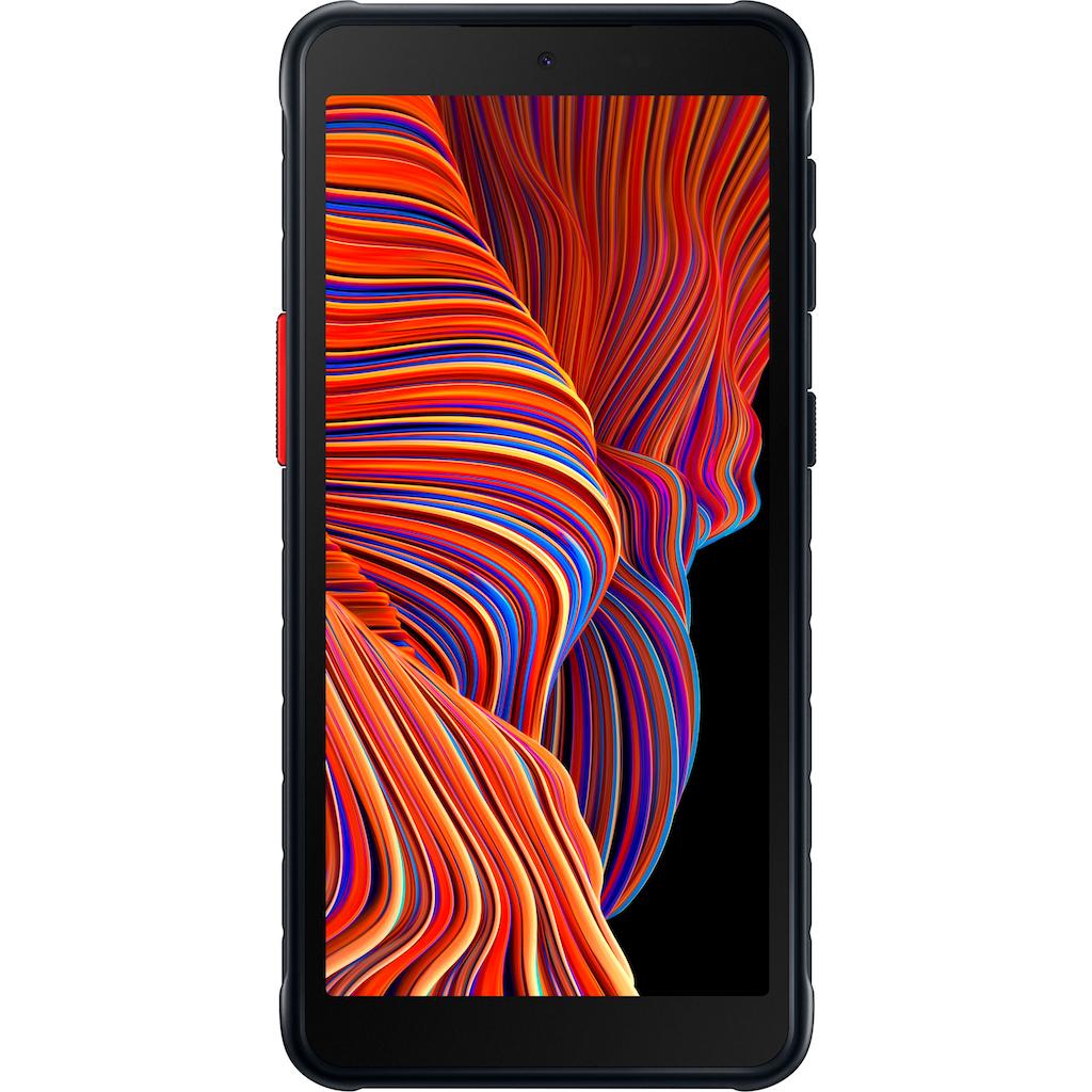 "Samsung Smartphone »Galaxy-Xcover5 EE«, (13,5 cm/5,3 "", 64 GB Speicherplatz, 16 MP Kamera)"