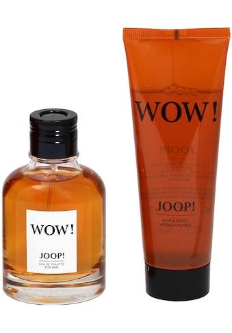Joop! Duft-Set »Wow«, (2 tlg.) kaufen