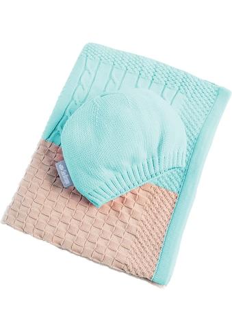 SEI Design Babydecke »Patchwork«, in Patchworkoptik kaufen