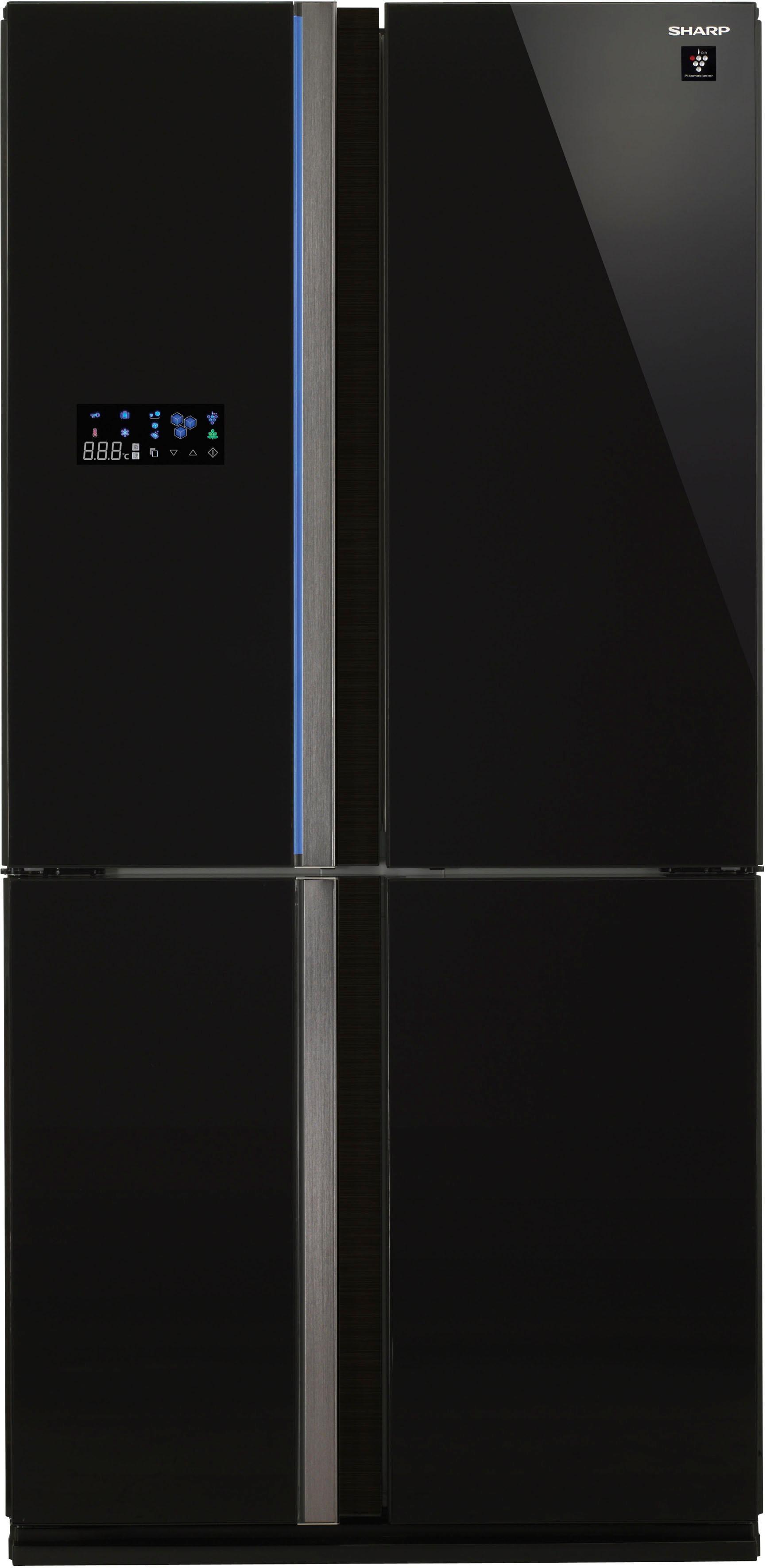 Sharp SJ-FS820-VBK